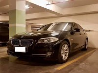 Black Bmw 520D 2014 for sale in Makati City