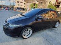 Black Honda City 2012 for sale in Las Pinas