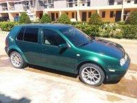 Green Volkswagen Golf gti 2000 Hatchback for sale in Puerto Princesa