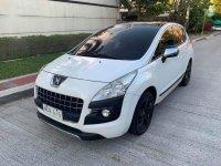 Selling White Peugeot 3008 2013 in Manila