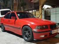 Selling Red Bmw 316i 0 in Quezon City