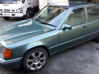 Sell Grey 1989 Mercedes-Benz 260 in Manila
