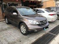 Grey Honda Cr-V 2011 for sale in Las Pinas