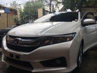 White Honda City 2017 for sale in Marikina City