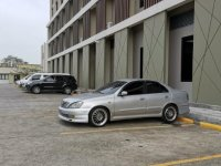 Selling Silver Nissan Sunny 2006 in Cavite