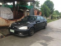 Selling Black Honda Civic 1999 in Davao
