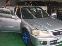 Sell Silver 2001 Honda City in Manila