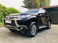 Selling Black Mitsubishi Montero sport 2019 in Angeles