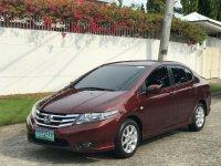Selling Red Honda City 2013 in Las Pinas