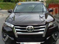 Sell Black 2019 Toyota Fortuner in Paranaque City