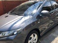 Sell Grey 2014 Honda City in Pasig City