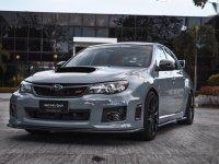 Sell Grey 2012 Subaru Wrx in Quezon City