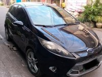 Sell Black 2014 Ford Fiesta in Quezon City