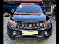 Black Mitsubishi Strada 2018 for sale in Marikina