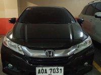 Selling Black Honda City 2014 in Quezon City