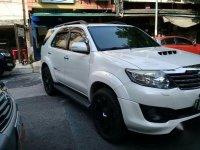 Selling Black Toyota Fortuner 2018 in Manila