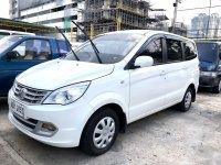 White BAIC M20 2016 for sale in Manila