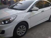Sell White 2017 Hyundai Accent Sedan in Quezon City