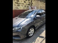 Selling Grey Honda City 2014 Sedan in Pasig City