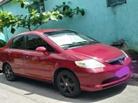 Sell Red 2005 Honda City in Cavite