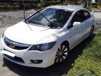 White Honda Civic 2010 for sale in Alabang Town Center