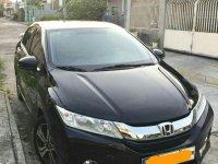 Sell Black 2016 Honda City in Tarlac City