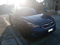 Selling Blue Subaru Xv 2012 in Bacoor