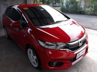 Selling Red Honda Jazz 2018 in Manila