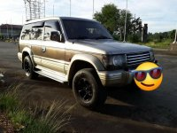 Golden Mitsubishi Pajero 2007 for sale in Butuan
