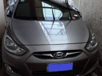 Grey Hyundai Accent 2011 for sale in San Pedro