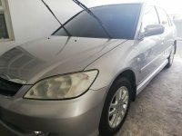 Silver Honda Civic 2005 for sale in Cainta