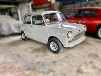White Mini Cooper 1969 for sale in Manila