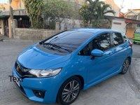 Selling Blue Honda Jazz 2015 in Bacoor