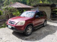 Red Honda Cr-V 2010 for sale in Baguio