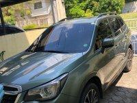 Sell Grey 2016 Subaru Forester in Paranaque City