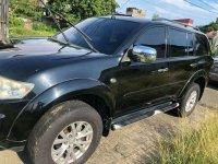 Black Mitsubishi Montero 2014 SUV / MPV for sale in Quezon City
