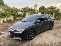 Sell Grey 2016 Honda City in Calaca