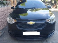Sell Black 2018 Chevrolet Sail in Mabalacat