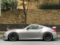 Silver Nissan 370Z 2009 Coupe / Roadster for sale in Quezon City