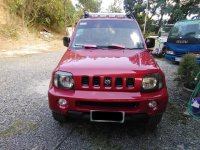 Red Suzuki Jimny 2006 for sale in Quezon City