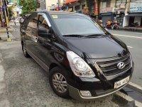 Selling Black Hyundai Grand starex 2017 in Manila