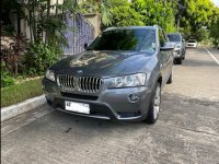 Grey Bmw X3 2013 at 55000 for sale in Pasig City