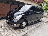 Black Hyundai Grand starex 2016 for sale in Mandaluyong City