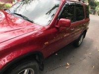 Sell Red 2001 Honda Cr-V in Makati City