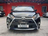 Sell Black 2016 Toyota Yaris Hatchback in Manila
