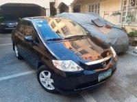 Sell Black 2005 Honda City Sedan in Cainta