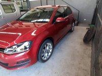 Sell Red 2016 Volkswagen Golf Hatchback in Dumaguete