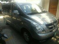 Selling Silver Hyundai Starex 2012 Van in Manila