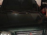 Selling Green Mitsubishi Adventure 1998 SUV / MPV in Parañaque