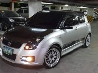 Selling Silver Suzuki Swift 2007 Hatchback at Automatic in Manila